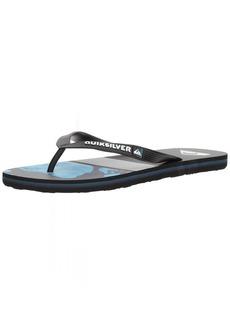 Quiksilver Men's Molokai Lava Division Sandal
