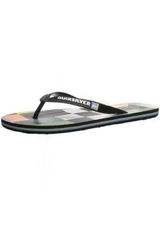 Quiksilver Men's Molokai Resin Check Sandal