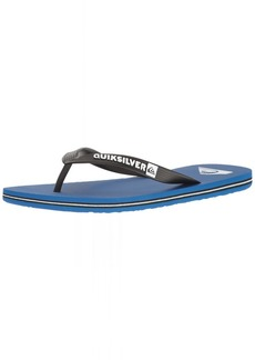 Quiksilver Men's Molokai Sandal Blue/Black