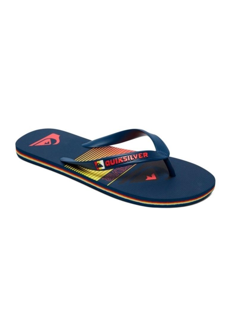 Quiksilver Men's Molokai Slab Flip-Flops