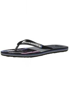 Quiksilver Men's Molokai Techtonics Sandal   M US