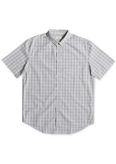 Quiksilver Men's Moon Rhythm Tattersall Button-Down Shirt