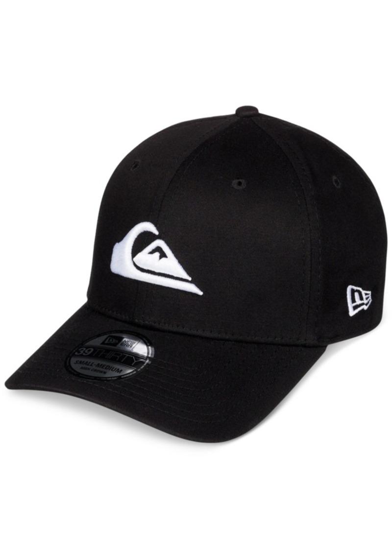 Quiksilver Men's Mountain and Wave Logo Cap