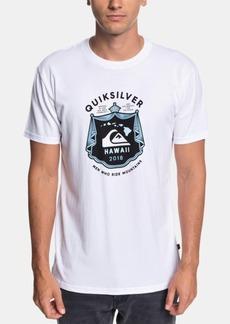 Quiksilver Men's Mwrm Crest Ii Logo Graphic T-Shirt