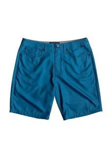 Quiksilver Men's Nelson Surfwash Amphibian 18 Hybrid Shorts
