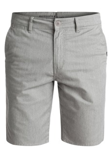 """Quiksilver Men's New Everyday Union Stretch 21"""" Shorts"""