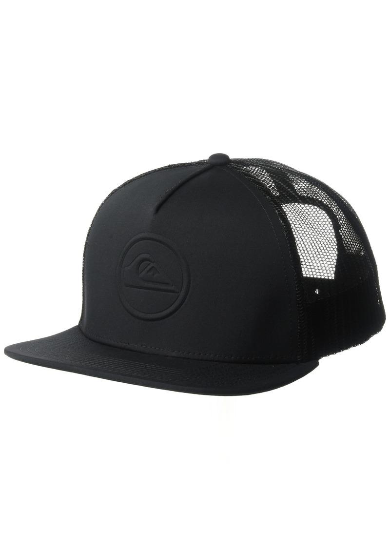 a7502b857f0 SALE! Quiksilver Quiksilver Men s No Pressure Trucker Hat