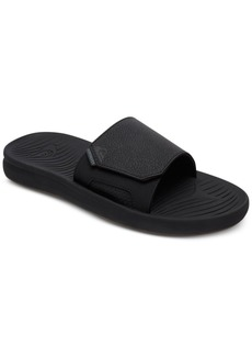 Quiksilver Men's Oasis Slide Sandals with Travel Loop