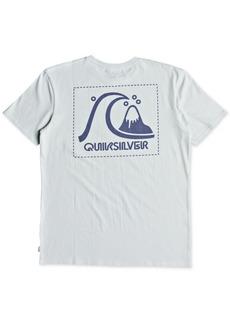 Quiksilver Men's Omni Center Logo Graphic T-Shirt