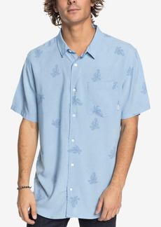 Quiksilver Men's Palm Vibrations Shirt