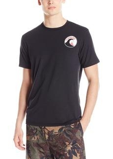 Quiksilver Men's Parad Short Sleeve Amphibian Surf T-Shirt Rashguard