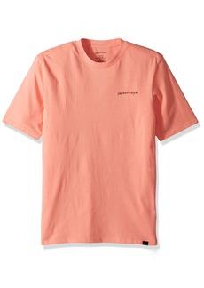 Quiksilver Men's Paradise Awaits Ss Tee T-Shirt  M