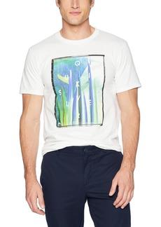 Quiksilver Men's Quiver Central TEE Shirt  M