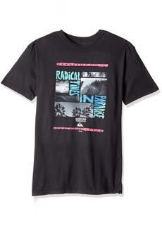 Quiksilver Men's Radical Trip Tee T-Shirt