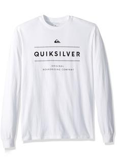 Quiksilver Men's Reverso Surfo Tee  L