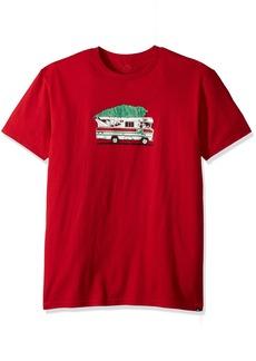 Quiksilver Men's Santa Camper T-Shirt  M