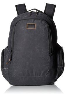 Quiksilver Unisex Schoolie Backpack Oldy black