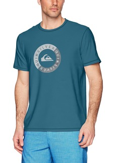 Quiksilver Men's Scrypto Surf Tee Short Sleeve  M