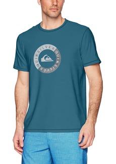 Quiksilver Men's Scrypto Surf Tee Short Sleeve  S