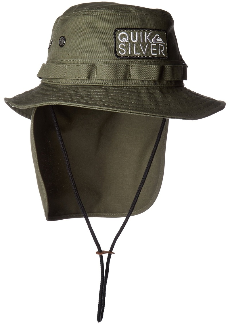 31b079d7f07d9 Quiksilver Quiksilver Men s Shields Boonie Sun Protection Bucket Hat ...