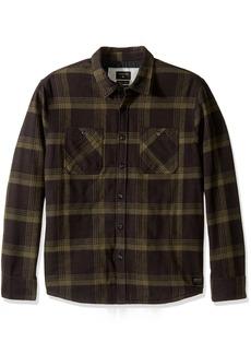 Quiksilver Men's Metal Layer Shirt