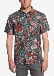 Quiksilver Men's Silent Fury Shirt
