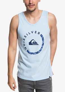 Quiksilver Men's Slab Session Logo Graphic Tank