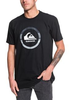 Quiksilver Men's Snake Dreams Short Sleeve T-Shirt