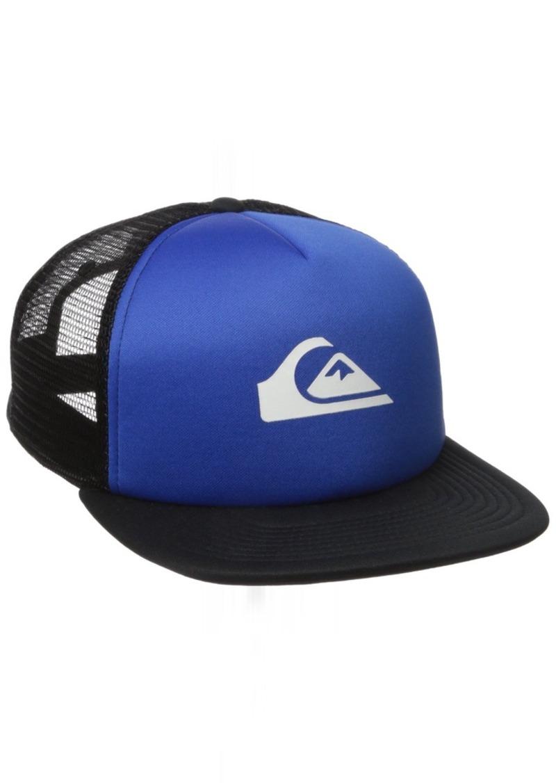 f37c7f29e1bf3 On Sale today! Quiksilver Quiksilver Men s Snap Addict Trucker Hat