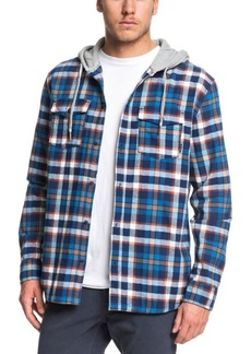 Quiksilver Men's Snap Up Long Sleeve Shirt