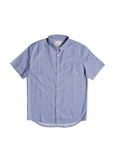 Quiksilver Men's Snapper Short Sleeve Shirt
