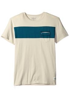 Quiksilver Men's SOBU Lines TEE Shirt  L
