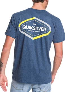 Quiksilver Men's Solid Find Mod Short Sleeve T-Shirt