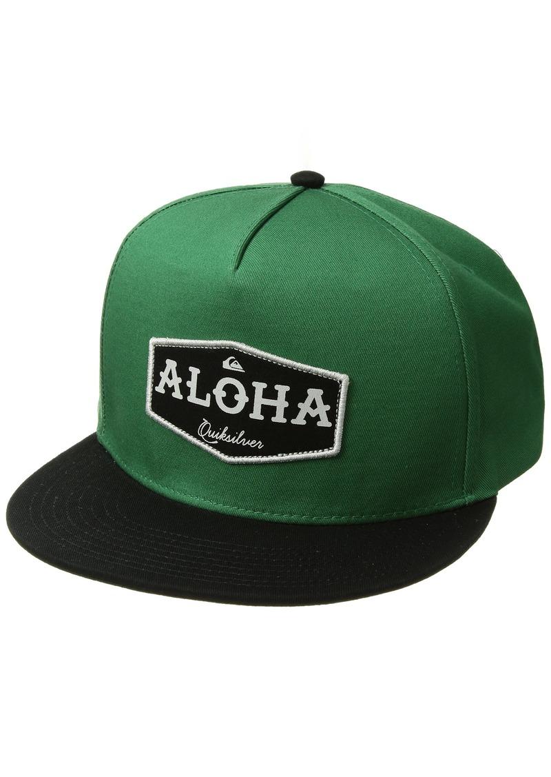 fc05eb8840d Quiksilver Quiksilver Men s State of Aloha Trucker Hat 1SZ