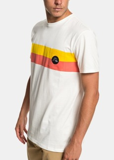 Quiksilver Men's Stripe T-Shirt