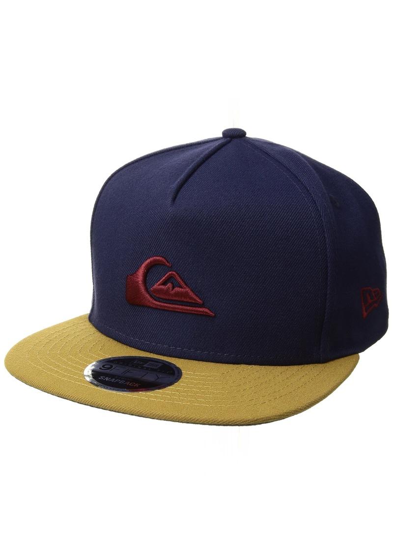 best website c9923 71902 Quiksilver Men s Stuckles Snap Trucker Hat