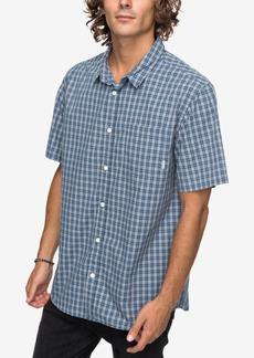 Quiksilver Men's Sun Rhythm Check Shirt
