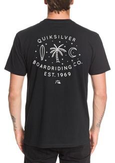 Quiksilver Men's Surf Tarot Mod T-Shirt