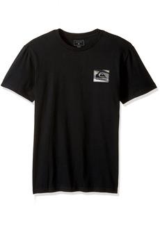 Quiksilver Men's Tank Top Logo T-Shirt
