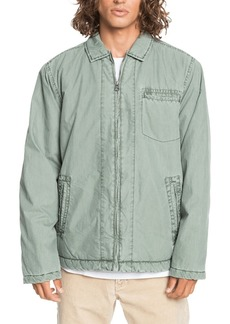 Quiksilver Men's The Unleashed Sherpa Lined Jacket