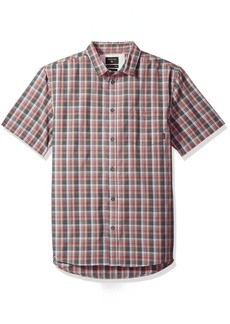 Quiksilver Men's Tidal Brinx Button Down Shirt  XL