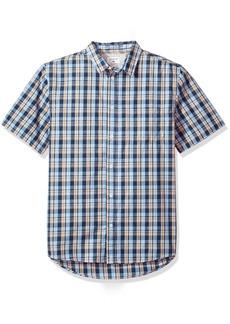 Quiksilver Men's Tidal Brinx Button Down Shirt  XXL