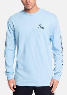 Quiksilver Men's Too Many Rules Graphic Shirt