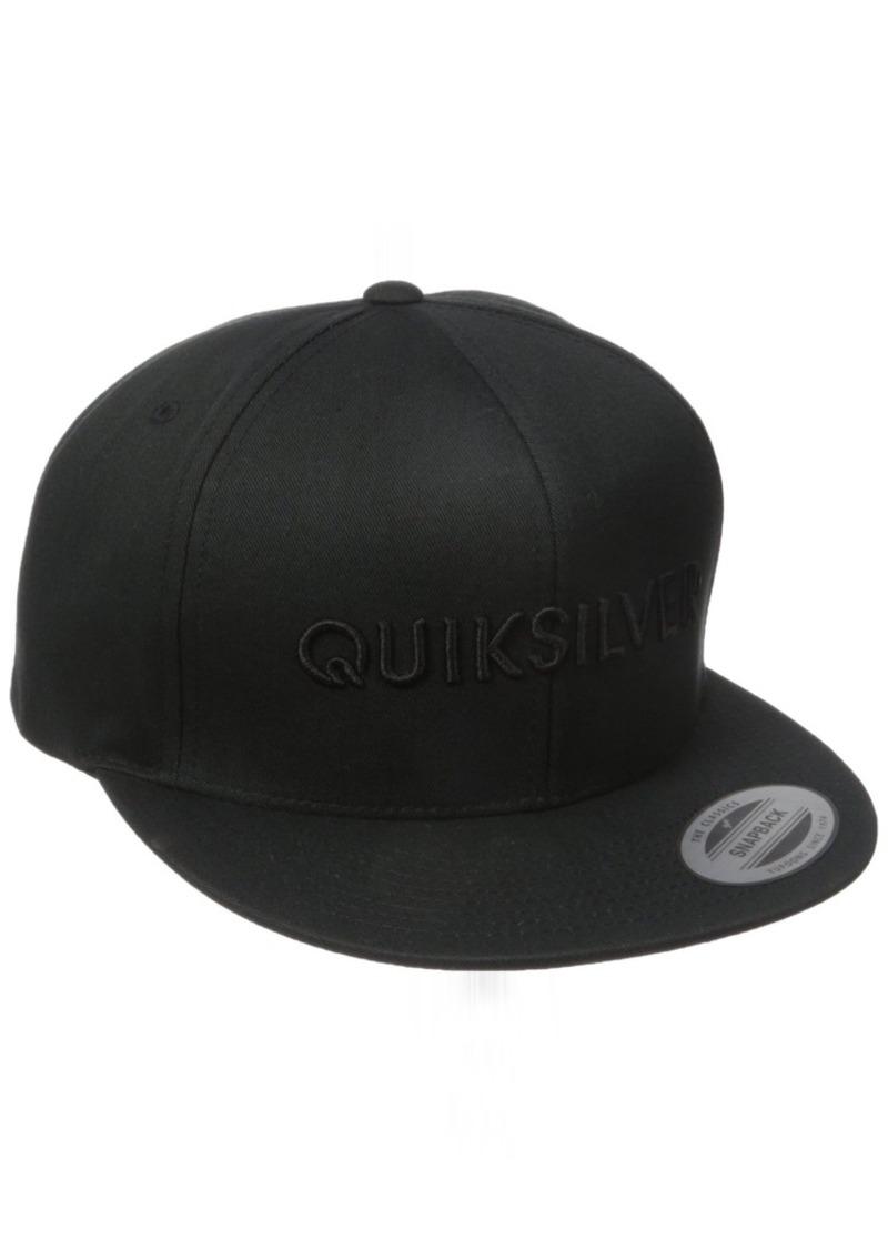 On Sale today! Quiksilver Quiksilver Men s Top Shelfer Hat 7a775fe8c6fa