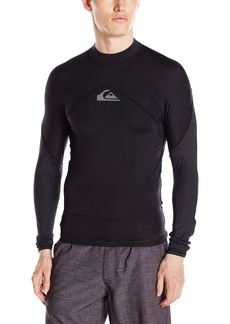 Quiksilver Men's Tropix Long Sleeve Rash Guard  XX-Large