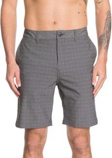 Quiksilver Men's Union Ripstop Amphibian 20 Hybrid Shorts