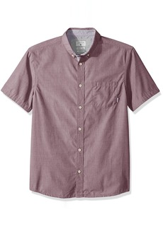 Quiksilver Men's Valley Groove Short Sleeve  L