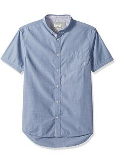 Quiksilver Men's Valley Groove Short Sleeve  XL