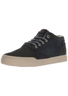 Quiksilver Men's VERANT MID Deluxe Skate Shoe Grey