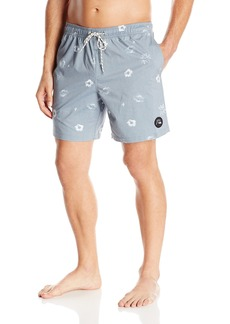 Quiksilver Men's Vibe Tribe VL 17 inch Volley Boardshort  X-Large